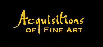 Acquisitions of Fine Art